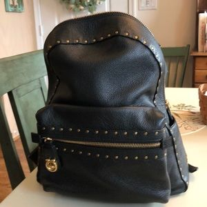 Coach Large Campus Charlie Studded Backpack